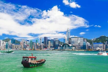afbeelding 15 daagse cruise China & Japan