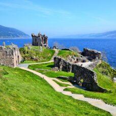 afbeelding 13 daagse cruise IJsland en Schotland
