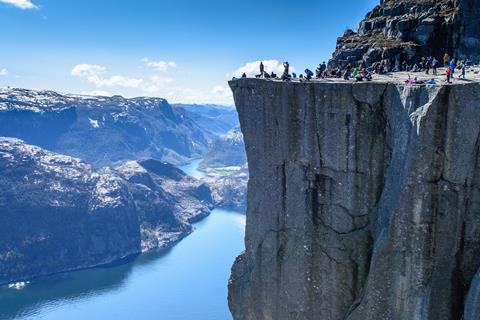 afbeelding 11 daagse cruise Noorwegen en Schotland