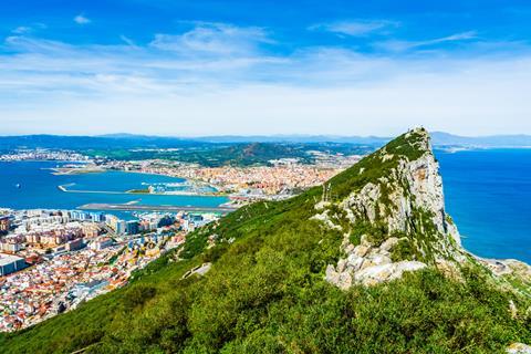 afbeelding 13 daagse cruise Middellandse zee met Gibraltar