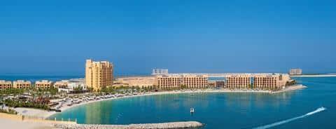 afbeelding Hilton DoubleTree Marjan Island Resort & Spa