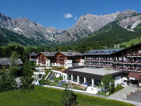 afbeelding Marco Polo Alpina familie en sporthotel