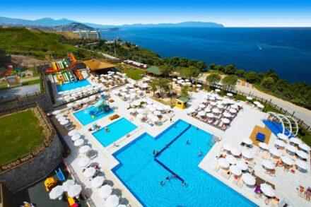afbeelding Ramada Resort Kusadasi en Golf