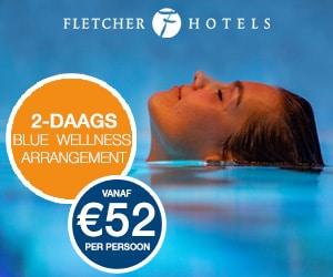 Fletcher Blue Wellness banner